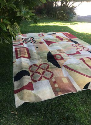 FREE Large designer rug for Sale in Sunnyvale, CA