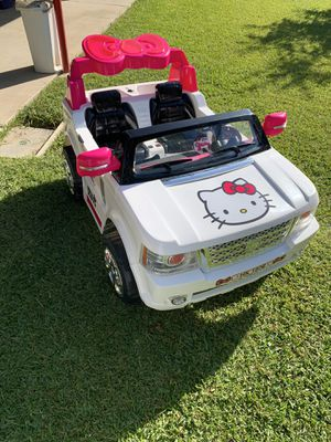 Hello Kitty 12v for Sale in Tulare, CA