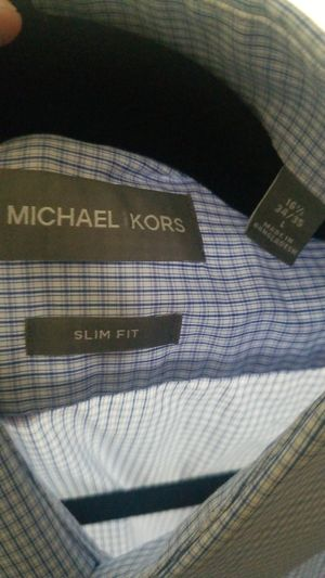 Michael Kors dress shirt for Sale in Seal Beach, CA