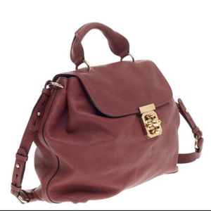 CHLOE Elsie Leather Bag with Crossbody Strap for Sale for sale  Delray Beach, FL