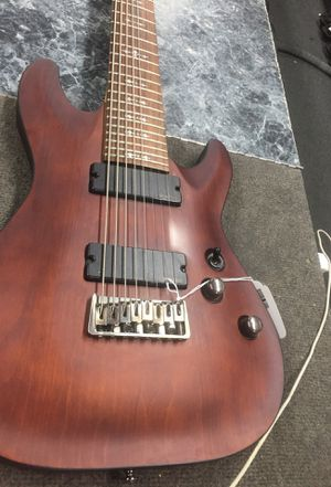 Schecter 8 string electric guitar for Sale in Silver Spring, MD