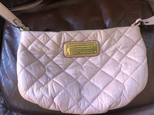 MARC BY MARC JACOBS Pink Leather Small Workwear Shoulder Crossbody Bag Purse for Sale in Phoenix, AZ