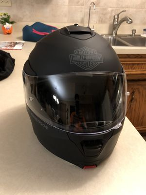 Harley Davidson Helmet. Never worn. Not one scratch on it for Sale in Lockport, IL
