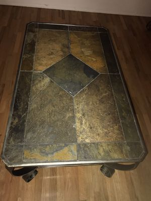 COFFEE TABLE & END TABLE matching set. for Sale in Aventura, FL