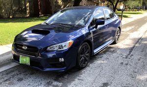 2015 Subaru wrx for Sale in San Antonio, TX