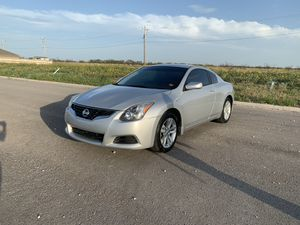 2012 Nissan Altima Coupe for Sale in Abilene, TX