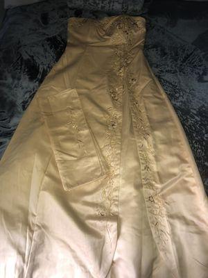 Gold May Queen dress for Sale in Marietta, GA