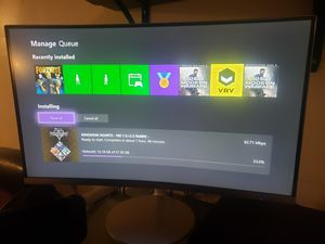 Samsung curved monitor 27 for Sale in Colorado Springs, CO