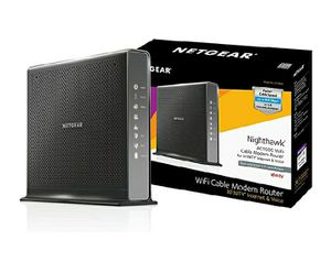 NETGEAR Nighthawk AC1900 (24x8) DOCSIS 3.0 WiFi Cable Modem Router Combo For XFINITY Internet & Voice for Sale in Orlando, FL