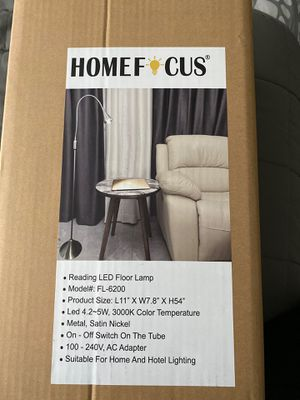 Reading LED Floor Lamp for Sale in Seattle, WA