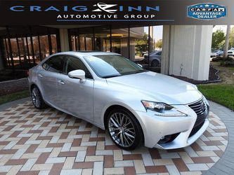 2016 Lexus Is for Sale in Pembroke Pines,  FL