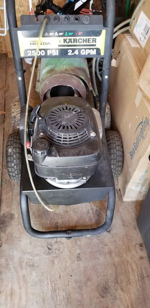Honda pressure washer work but has no pressure for Sale in Galloway, OH