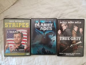 3 DVDs for 1 price for Sale in Seattle, WA