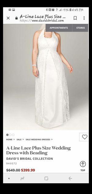 Wedding Dress (Brand New) for Sale in Reynoldsburg, OH