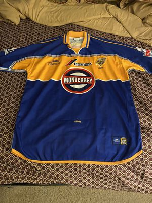 Tigres retro jersey in very good condition size is xl for Sale in Perris, CA