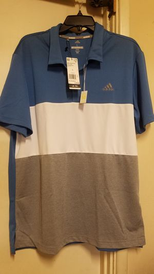 Adidas Golf Polo Shirt. Size Large. for Sale in San Diego, CA