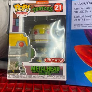 Teenage mutant ninja turtle Retro toy POP! for Sale in Los Angeles, CA
