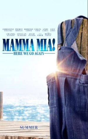 MAMMA MIA 2 HERE WE GO AGAIN (HDX MA) digital movie code. Instant delivery! Free Shipping! (DC4) for Sale in New York, NY