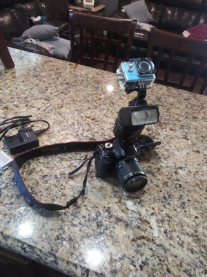 Canon rebel t3i for Sale in Lake Elsinore, CA