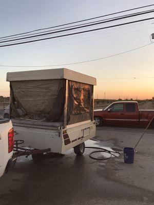 Pop up camper trailer for Sale in Kingsburg, CA