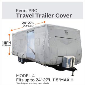 RV / Travel Trailer / Toyhauler Cover 24ft- 27ft for Sale in Temecula, CA