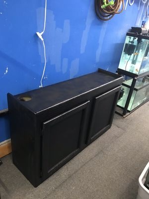 Stand for a 55 gallon fish tank $100 for Sale in Philadelphia, PA