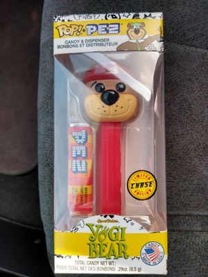 Yogi Bear pez chase for Sale in Compton, CA