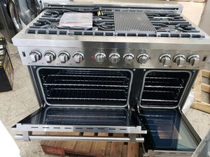 """Stove kucht Professional Double Oven 48"""" for Sale in Burbank, CA"""