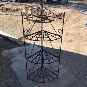 Iron Planter Holder for Sale in Thousand Oaks, CA