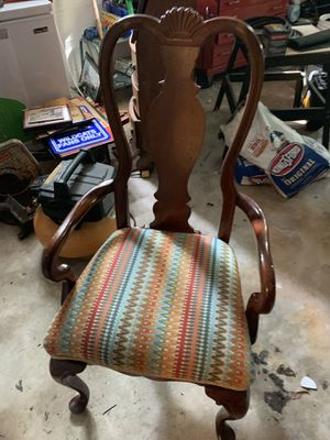 Four chairs; two arm chairs, two side chairs for Sale in Lexington, KY