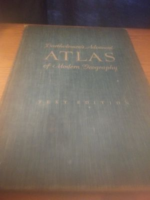 Old Geography Atlas for Sale in Milford, MA