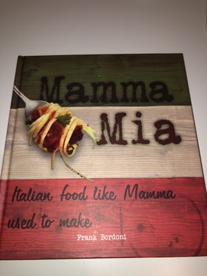 "Cookbook ""Mamma Mia"" for Sale in Fort Lee, NJ"