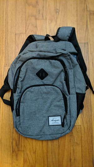 Gray Laptop Backpack for Sale in DeKalb, IL