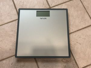 Taylor weight scale for Sale in Irvine, CA