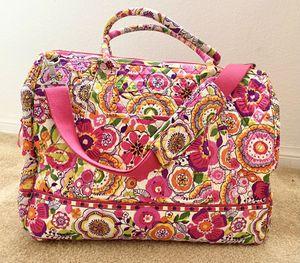 Vera Bradley Signature Weekend Duffel Bag for Sale in Riverside, CA