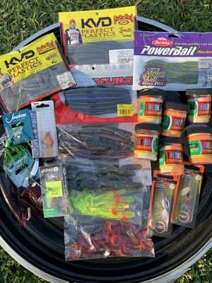 Fishing Tackle Bundle for Sale in Temple City, CA