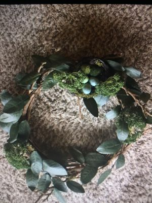 Pottery Barn Spring Wreath for Sale in Hopkins, MN