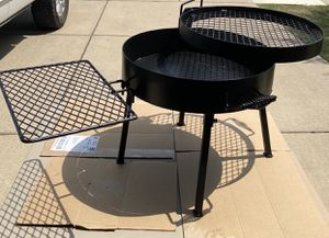 Cool! Wrought Iron tabletop BBQ grill for Sale in Saginaw, TX