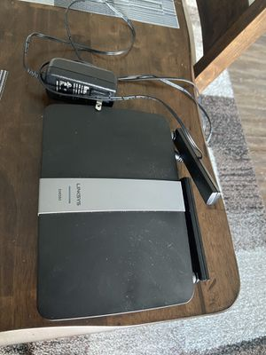 Linksys EA6350 AC1200+ Dual-Band Wi-Fi Router for Sale in Jupiter, FL