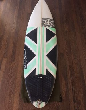 Surfboard: Missing Link 5'10x 19 1/4x 2 3/8 for Sale in Seattle, WA