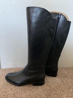 Easy Spirit leather black boots for Sale in Denver, CO