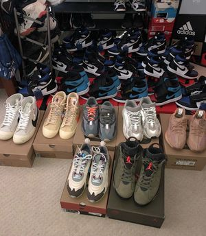 Jordan's/Yeezys/Off white/air max for Sale in Katy, TX