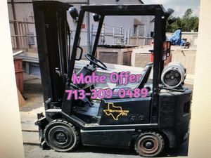 Yale Forklift LP 3S SS $3500 OBO for Sale in Houston, TX