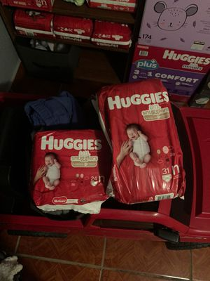 Huggies Newborn Brand New for Sale in Fresno, CA