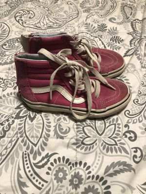 Youth Vans Size 12 for Sale in Elma, WA