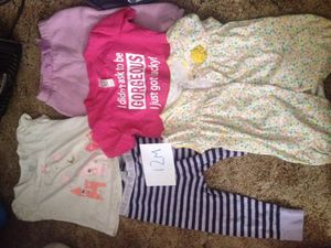 12Month baby clothes set for Sale in Los Angeles, CA