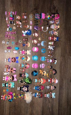 Tons of LOL Surprise Dolls for Sale in Affton, MO