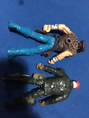 Old toys figures from 80s for Sale in Queens, NY