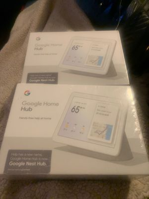 Google home hub for Sale in Vancouver, WA