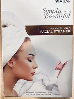 Facial Steamer - NEW for Sale in Gardena,  CA